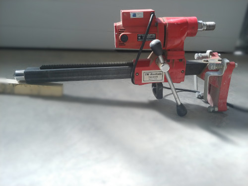 Electric Coring Machine