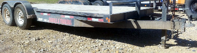 Rental Trailer 18 foot
